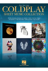 Hal Leonard Coldplay Sheet Music Collection PVG