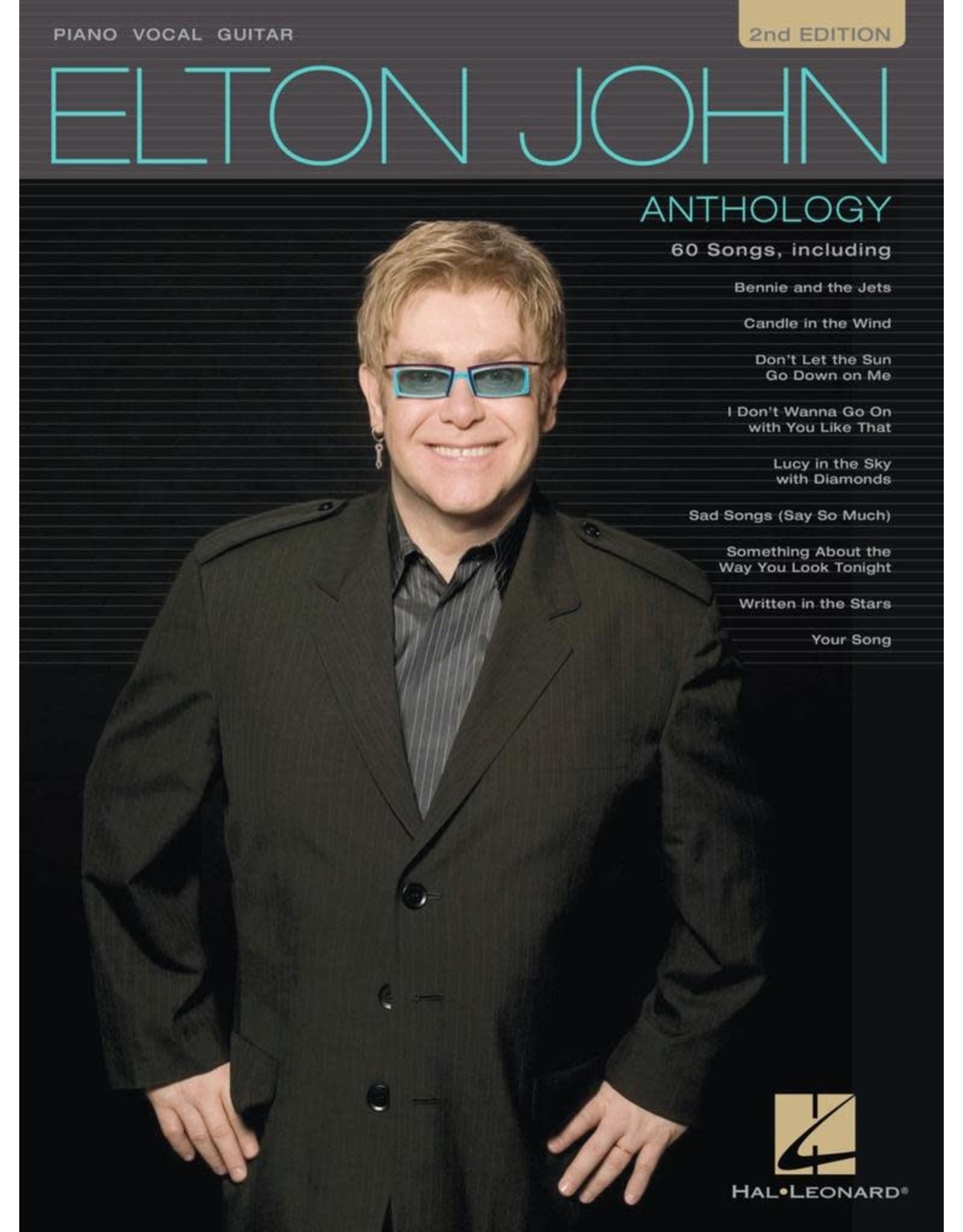 Hal Leonard Elton John Anthology PVG