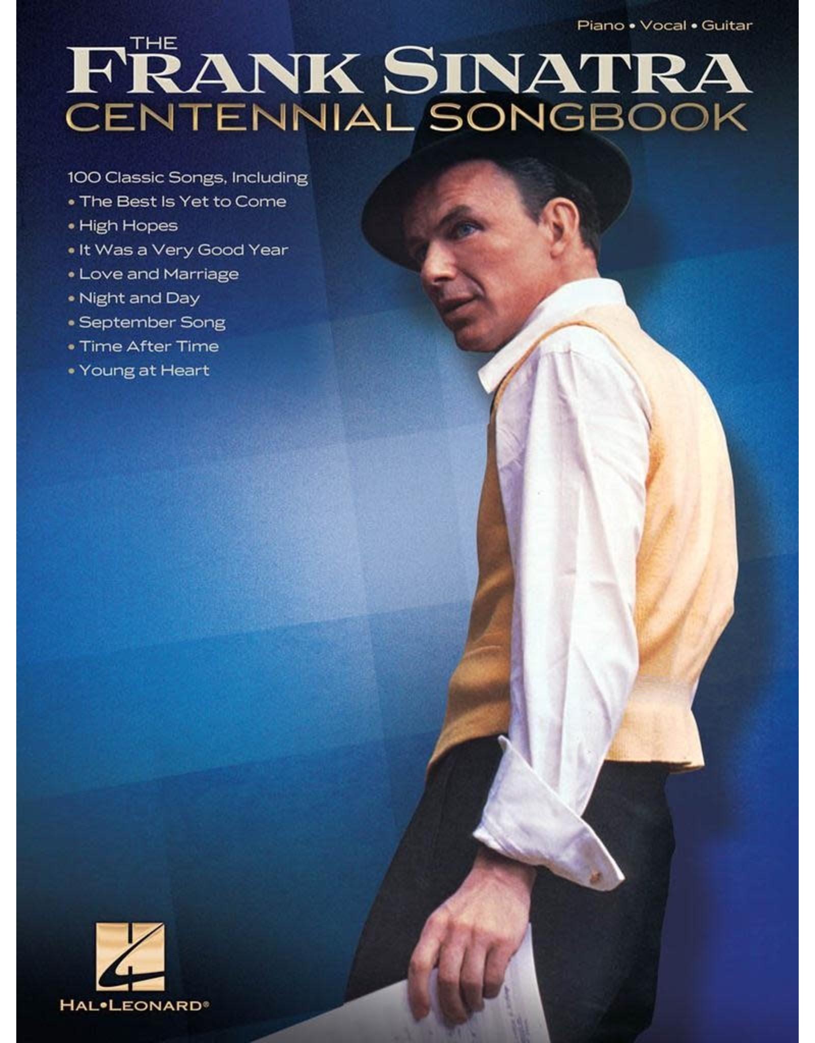 Hal Leonard Frank Sinatra - Centennial Songbook PVG