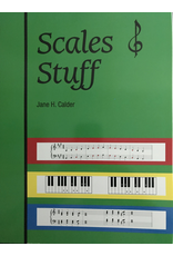 Jane Calder Scales & Stuff by Jane H. Calder