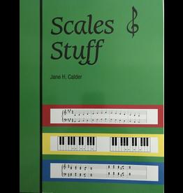 Jane Calder Scales & Stuff by Jane H. Calder