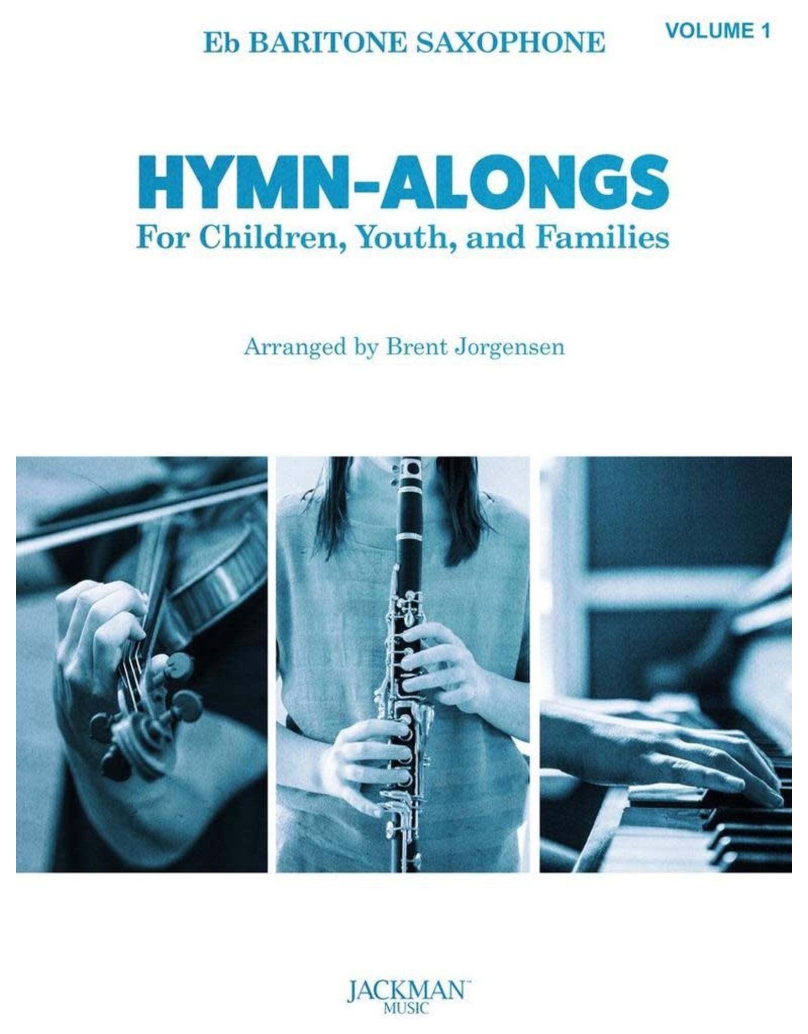 Jackman Music Hymn-Alongs Vol. 1 - arr. Brent Jorgensen - Baritone Saxophone