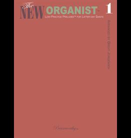 Jackman Music New Organist 1 arr. Brent Jorgensen