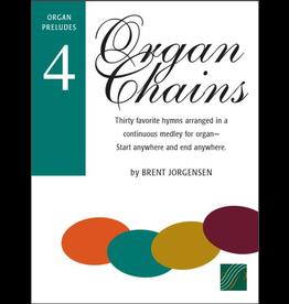 Jackman Music Organ Chains Book 4 Brent Jorgensen