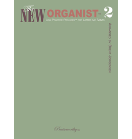 Jackman Music New Organist 2 arr. Brent Jorgensen