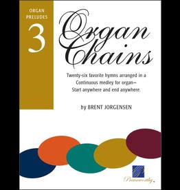 Jackman Music Organ Chains Book 3 Brent Jorgensen