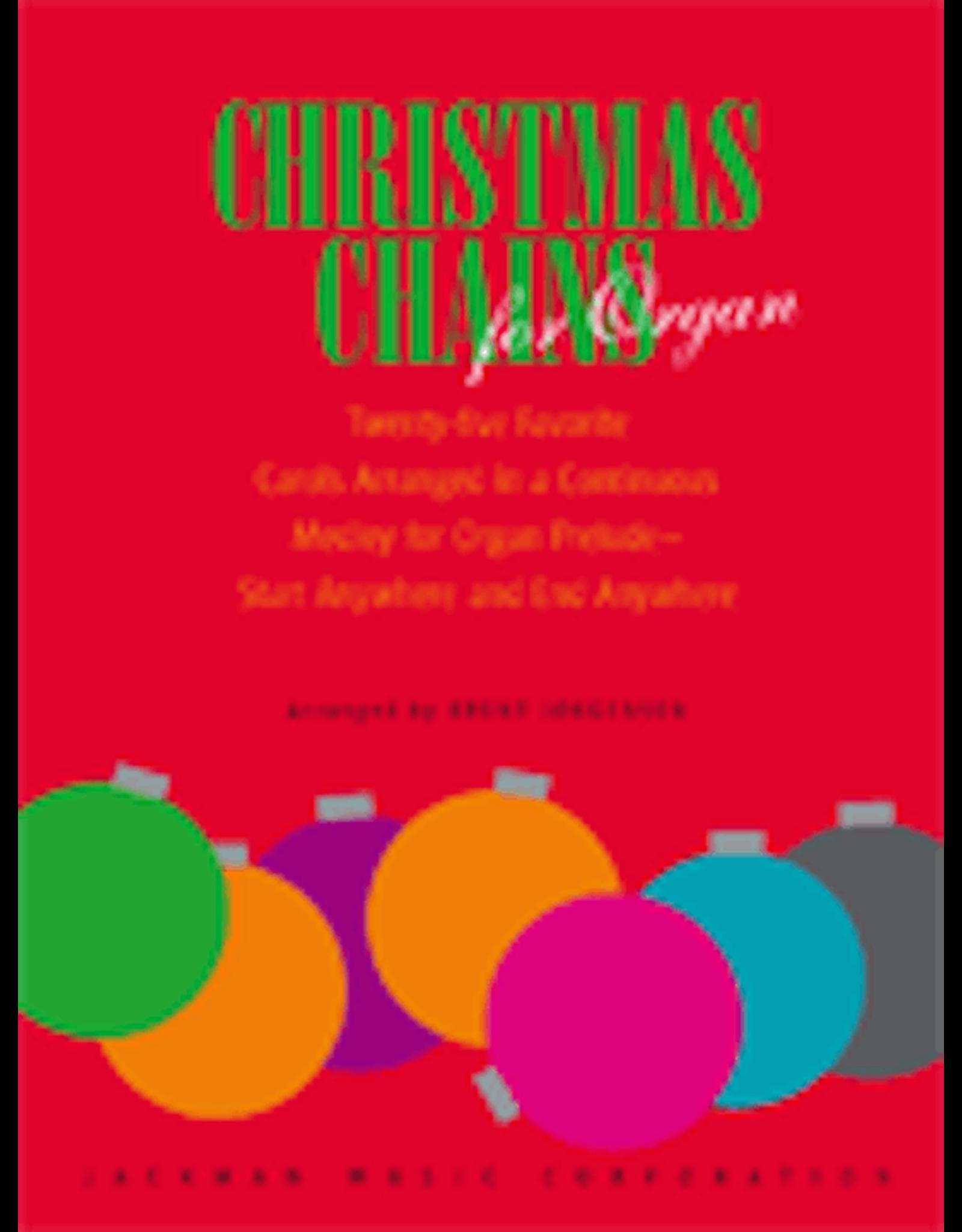Jackman Music Christmas Chains for Organ arr. Brent Jorgensen