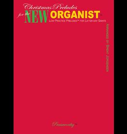 Jackman Music New Organist Christmas arr. Brent Jorgensen