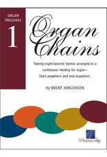 Jackman Music Organ Chains Book 1 Brent Jorgensen
