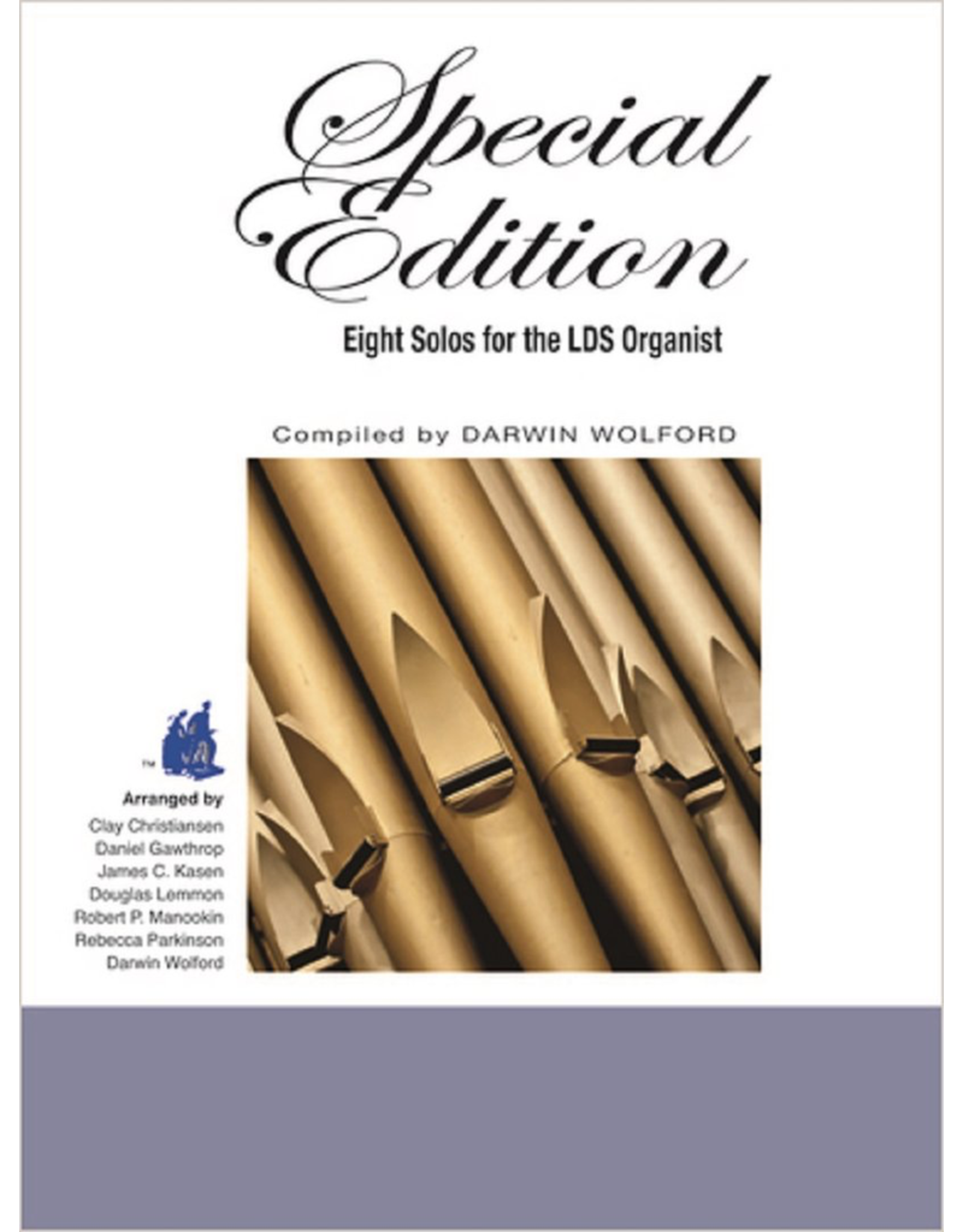 Jackman Music Special Edition - Eight Solos for the LDS Organist