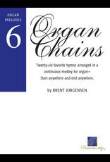 Jackman Music Organ Chains Book 6 Brent Jorgensen