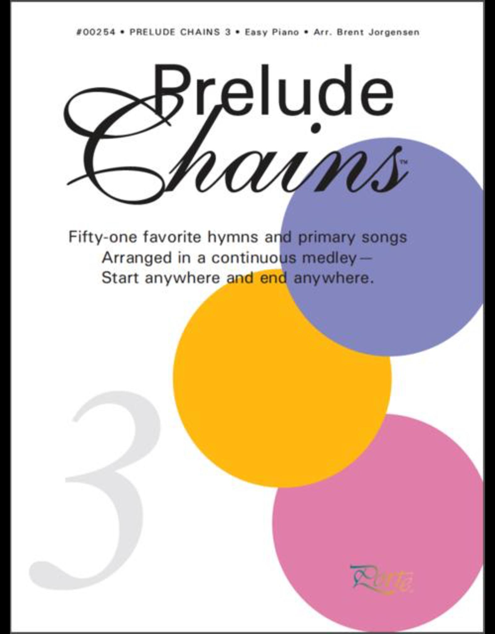 Jackman Music Prelude Chains Book 3 Brent Jorgensen
