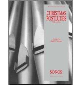 Jackman Music Christmas Postludes Vol. 1 for Organ arr. James C. Kasen