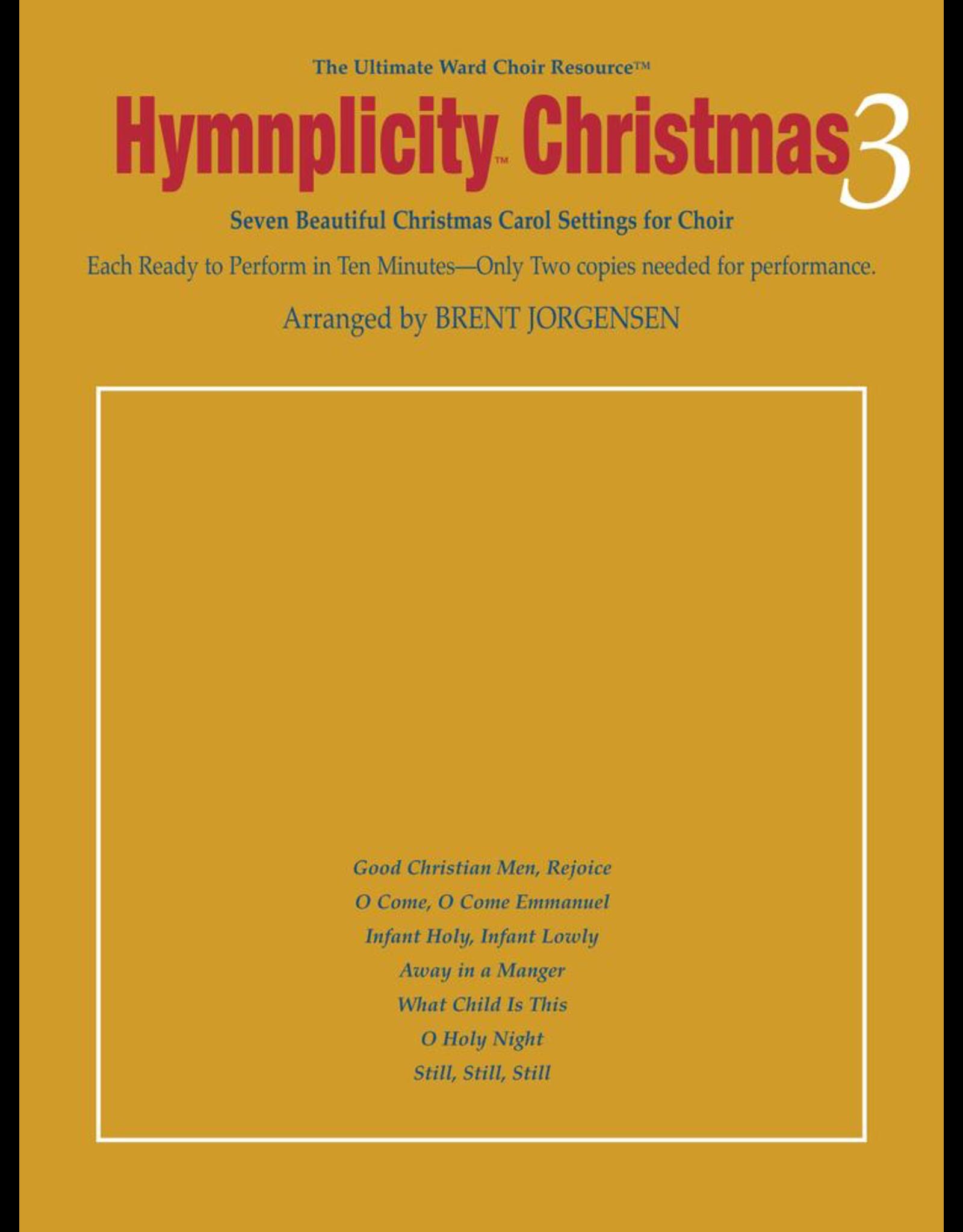 Jackman Music Hymnplicity Christmas, Book 3