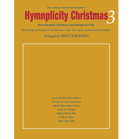 Jackman Music Hymnplicity Christmas Book 3