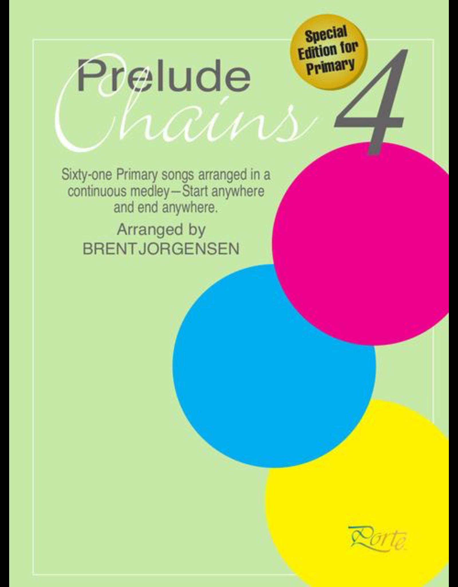 Jackman Music Prelude Chains Book 4 Brent Jorgensen