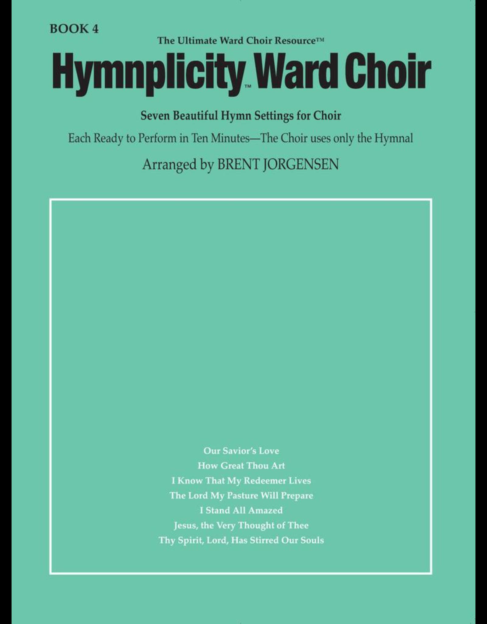 Jackman Music Hymnplicity Ward Choir, Book 4