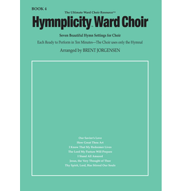 Jackman Music Hymnplicity Ward Choir Book 4