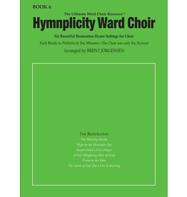 Jackman Music Hymnplicity Ward Choir Book 6