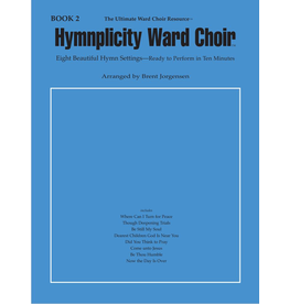 Jackman Music Hymnplicity Ward Choir Book 2