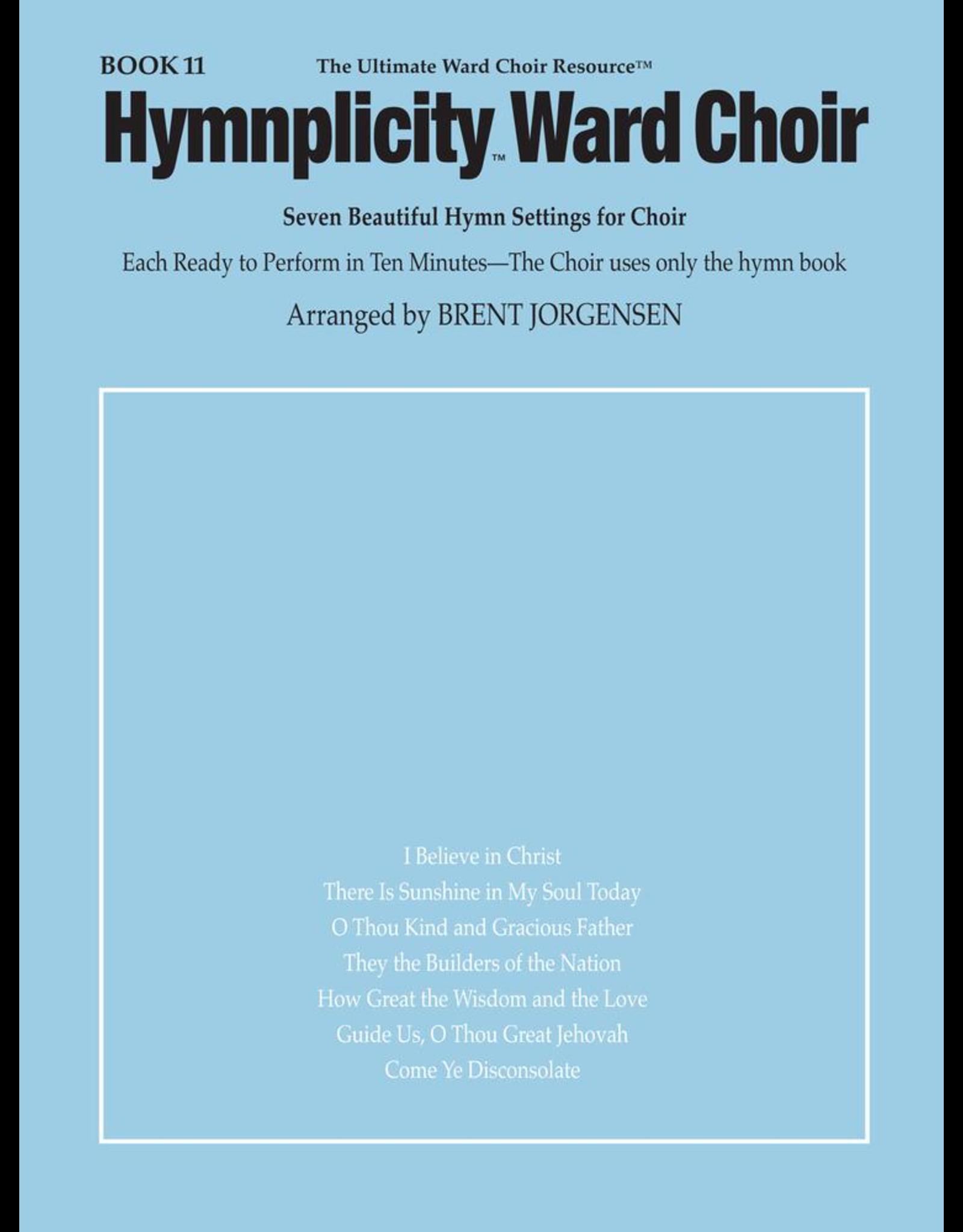 Jackman Music Hymnplicity Ward Choir, Book 11