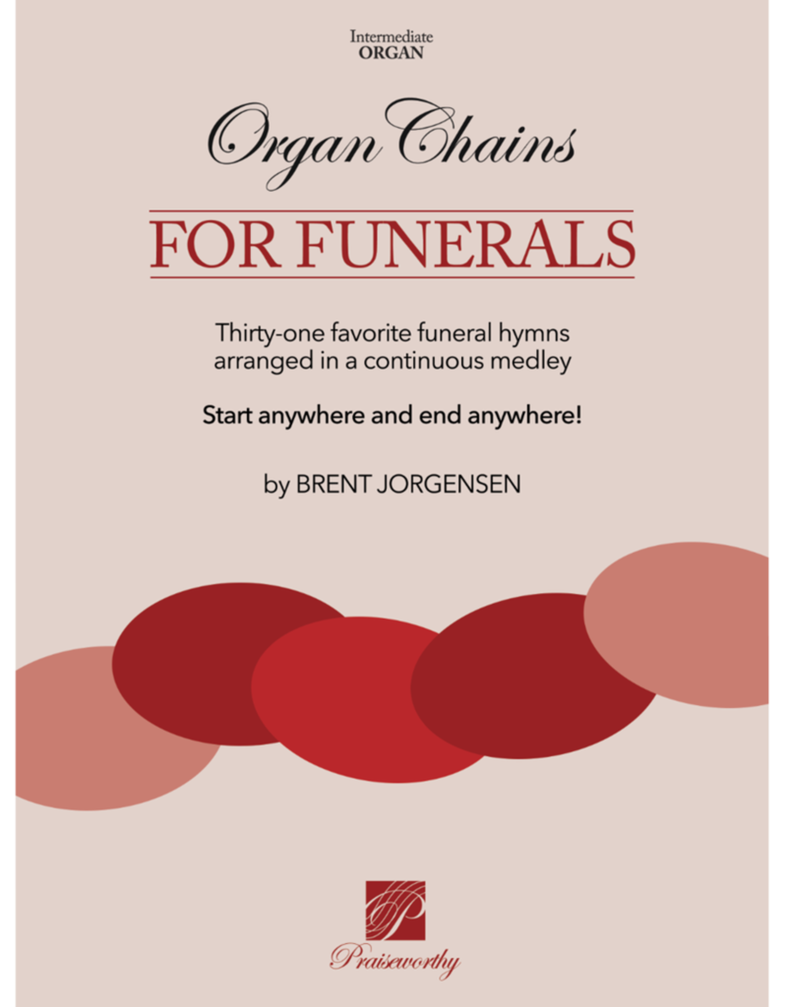 Jackman Music Organ Chains for Funerals by Brent Jorgensen