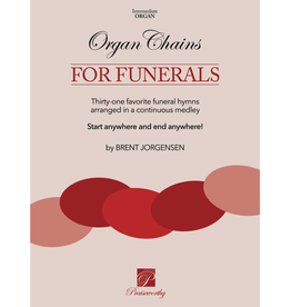 Jackman Music Organ Chains for Funerals by Brent Jorgensen
