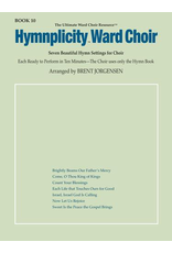 Jackman Music Hymnplicity Ward Choir, Book 10