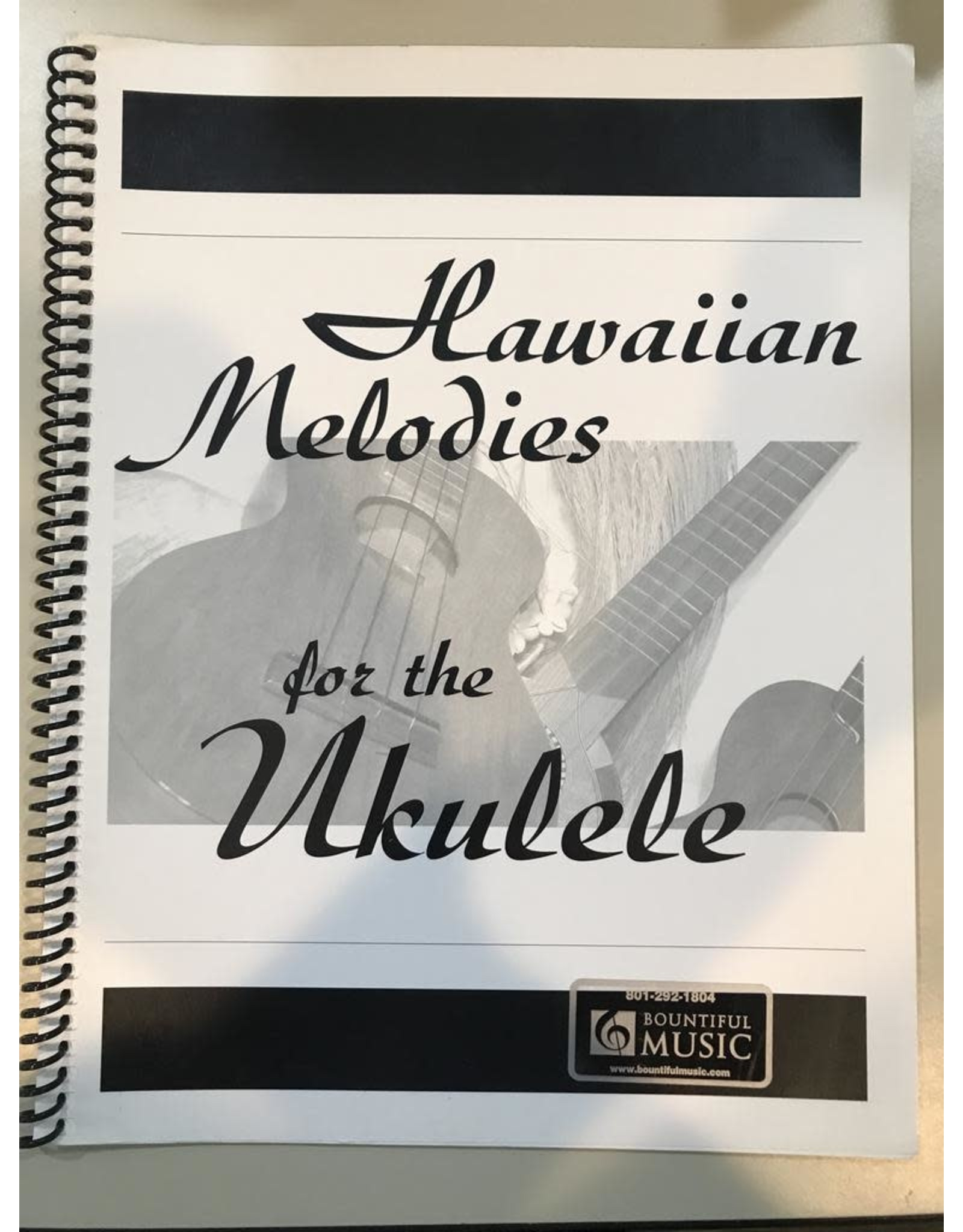 Kathryn Ipson Hawaiian Melodies for the Ukulele