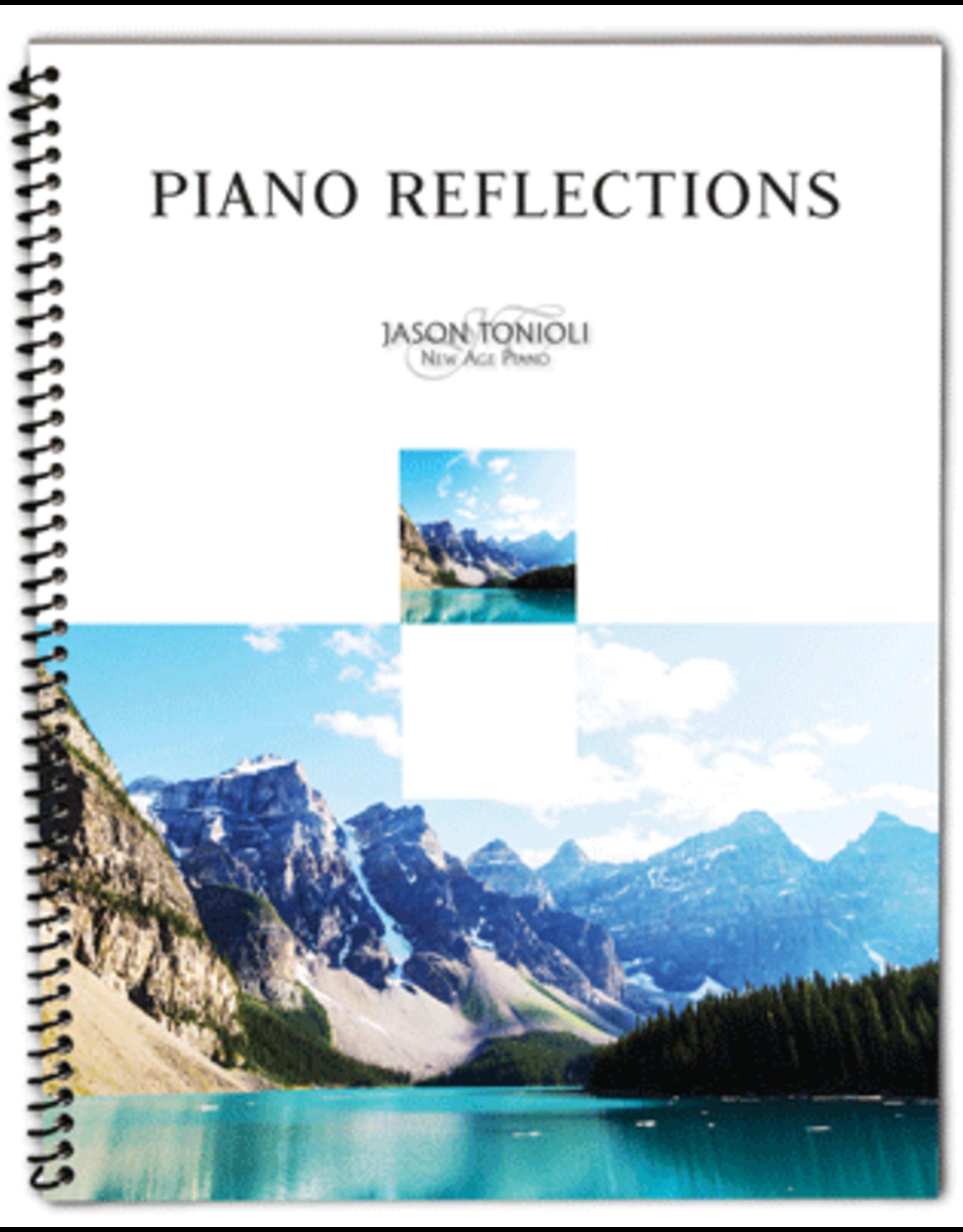 Jason Tonioli Piano Reflections by Jason Tonioli