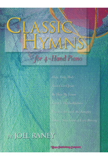 Hope Publishing Classic Hymns Piano Duets arr. Joel Raney