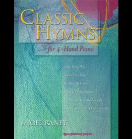 Hope Publishing Classic Hymns Piano Duets arr. Joel Raney
