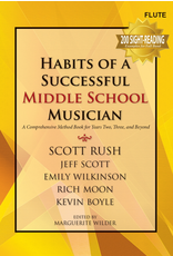 GIA Publications Habits of a Successful Middle School Musician-Flute