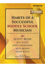 GIA Publications Habits of a Successful Middle School Student-Trombone