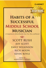 GIA Publications Habits of a Successful Middle School Musician-Clarinet