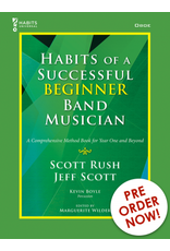 GIA Publications Habits of a Successful Beginner Band Musician Oboe