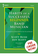 GIA Publications Habits of a Successful Beginner Band Musician Tuba