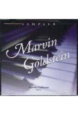 Marvin Goldstein Marvin Goldstein Sampler CD