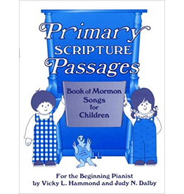 Primary Passages Primary Scripture Passages