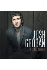 Soundburst Audio All that Echoes by Josh Groban CD