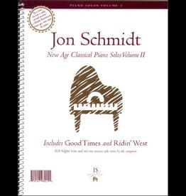 Jon Schmidt Music Jon Schmidt New Age Classical Piano Solos Volume 2