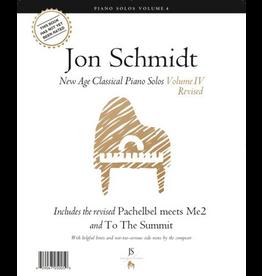 Jon Schmidt Music Jon Schmidt New Age Classical Piano Solos Volume 4