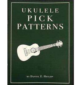 Danny Heslop Music Ukulele Pick Patterns by Daniel Heslop