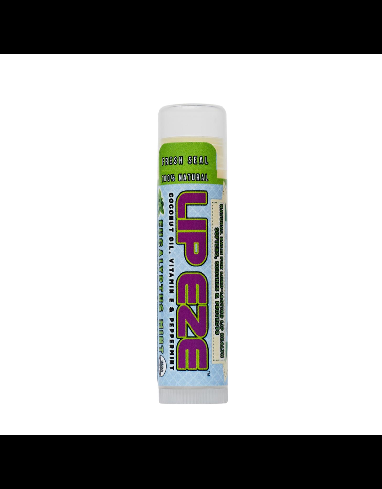 Green Peak Wellness Lip Eze - Eucalyptus Mint Lip Balm