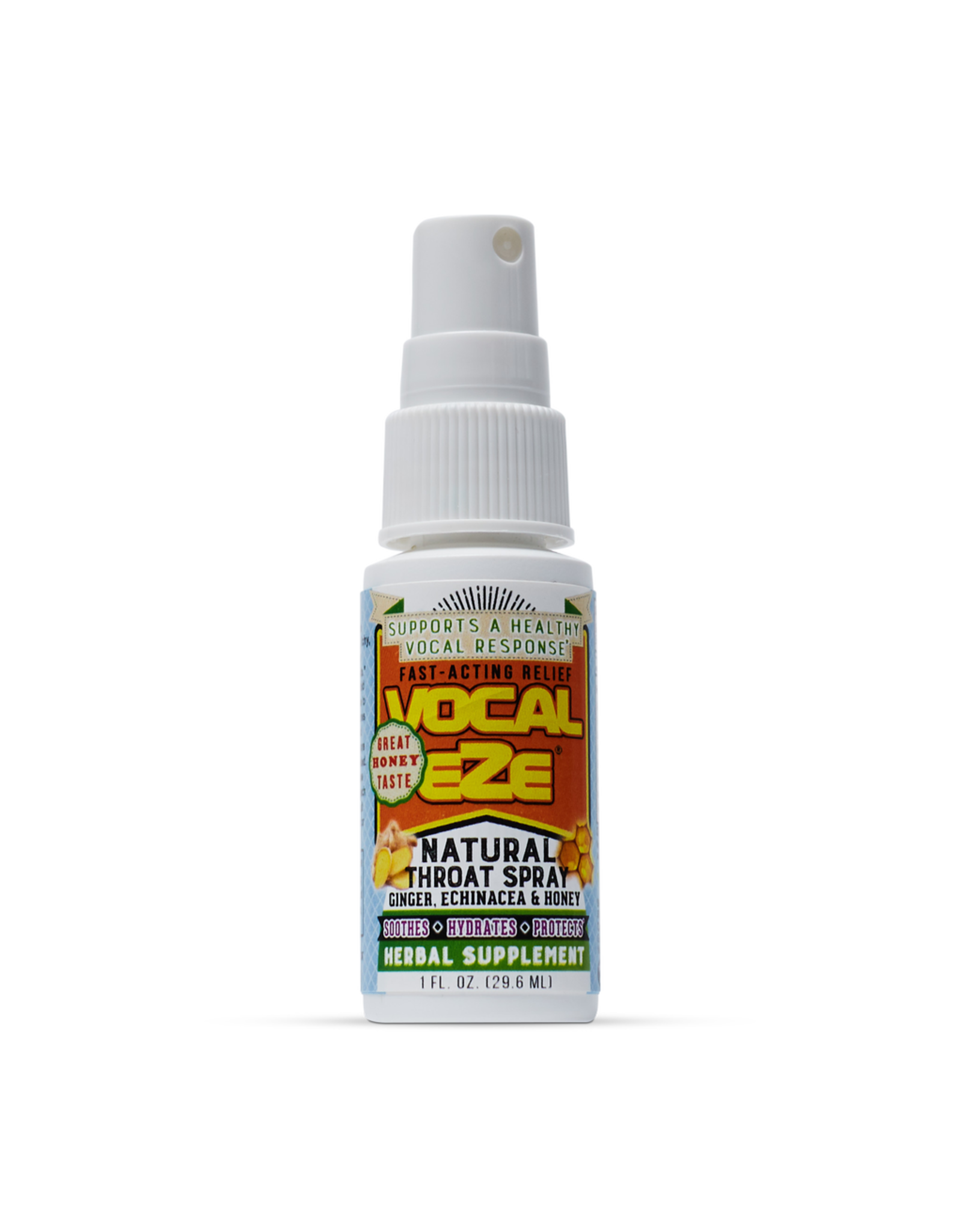 Green Peak Wellness Vocal Eze Throat Spray