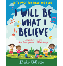 Blake Gillette Music I Will Be What I Believe by Blake Gillette