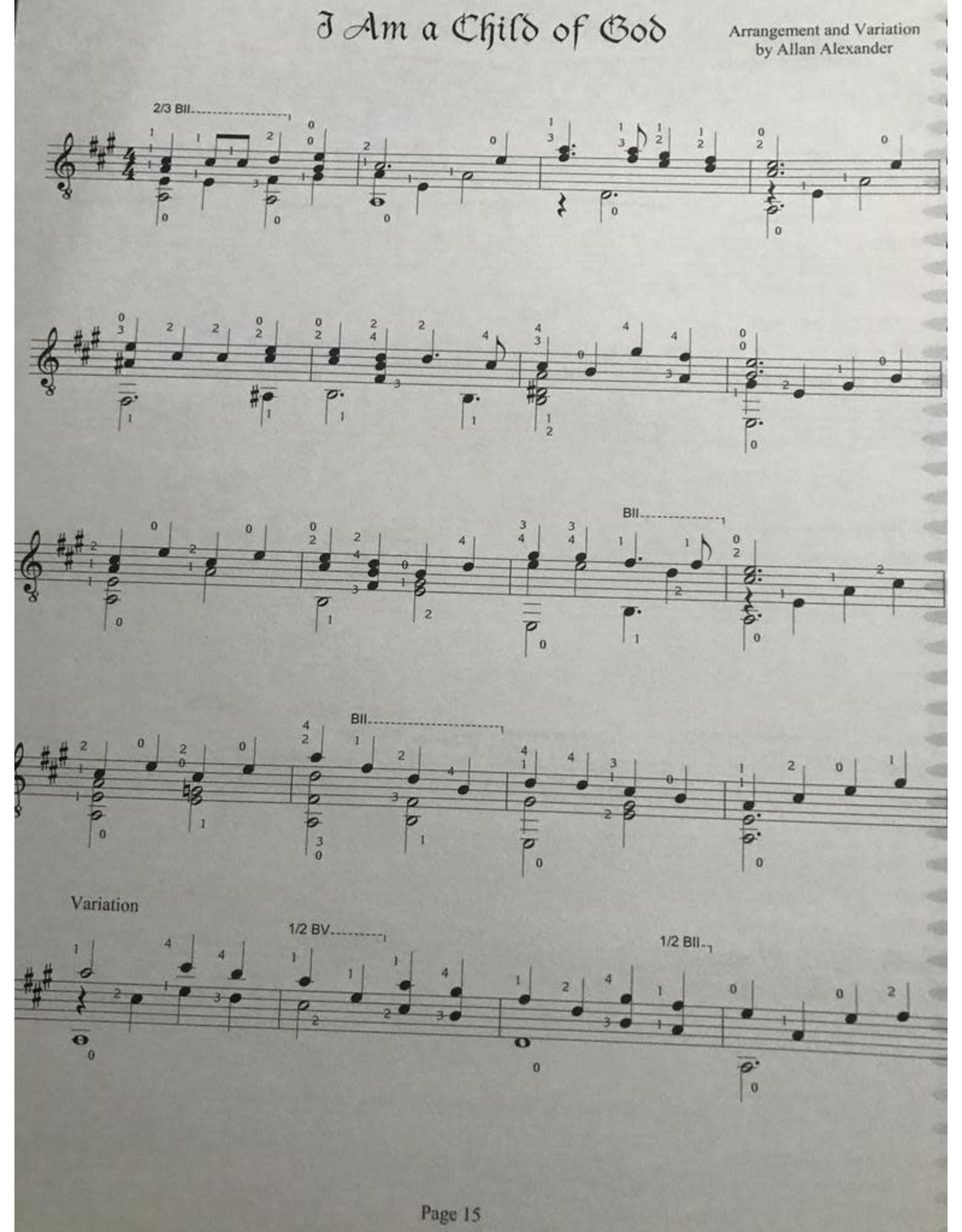 Empath (Mike Erickson) Hymns Plus - Guitar Hymn Book by Allan Alexander and Mike Ericksen