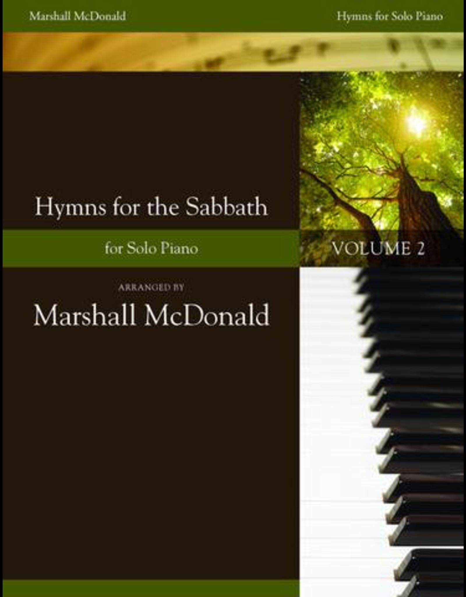 Marshall McDonald Music Hymns for the Sabbath, Volume 2 by Marshall McDonald