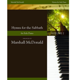 Marshall McDonald Music Hymns for the Sabbath, Volume 2 by Marshall McDonald