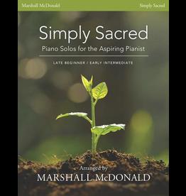 Marshall McDonald Music Simply Sacred by Marshall McDonald